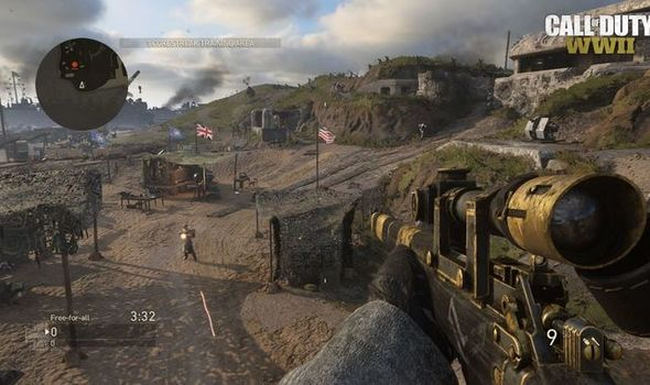 Call Of Duty WW2 947476
