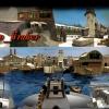 inspirace z mapy harbor, které provázejí hráče  snad od začátku éry cod